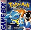 Pokemon Blue Boxart